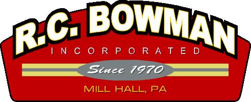 R.C. Bowman Inc.